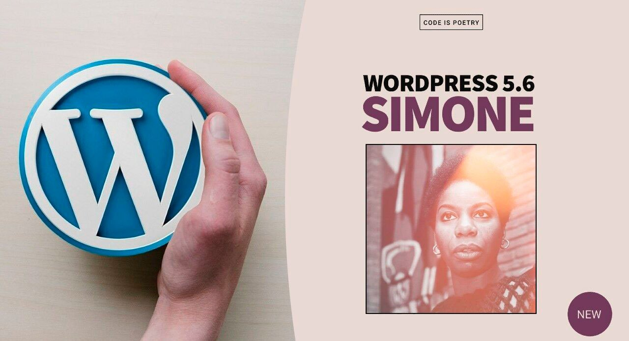 El Comercio Electrónico nunca fue tan fácil, llegó WordPress 5.6 «Simone»