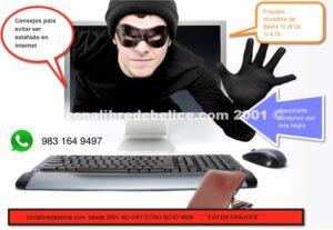 Fraudes Zona libre de belice oficial