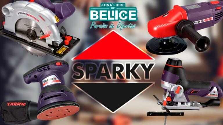 Sparky herramientas alemanas de calidad