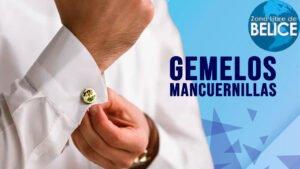 MANCUERNILLAS/GEMELOS PARA TU SACO Y CAMISA