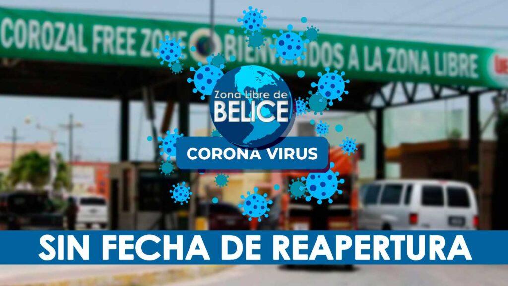 AÚN NO HAY FECHA DE REAPERTURA, COMPRAS VÍA ONLINE